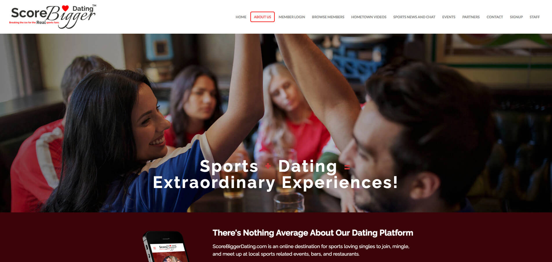 dating naked unsensored